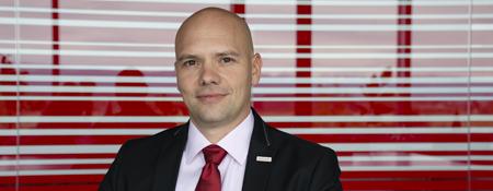 Geschäftsführer Matej Blazic im Portrait